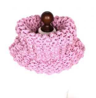 Baby Pink Outlander Style Cowl